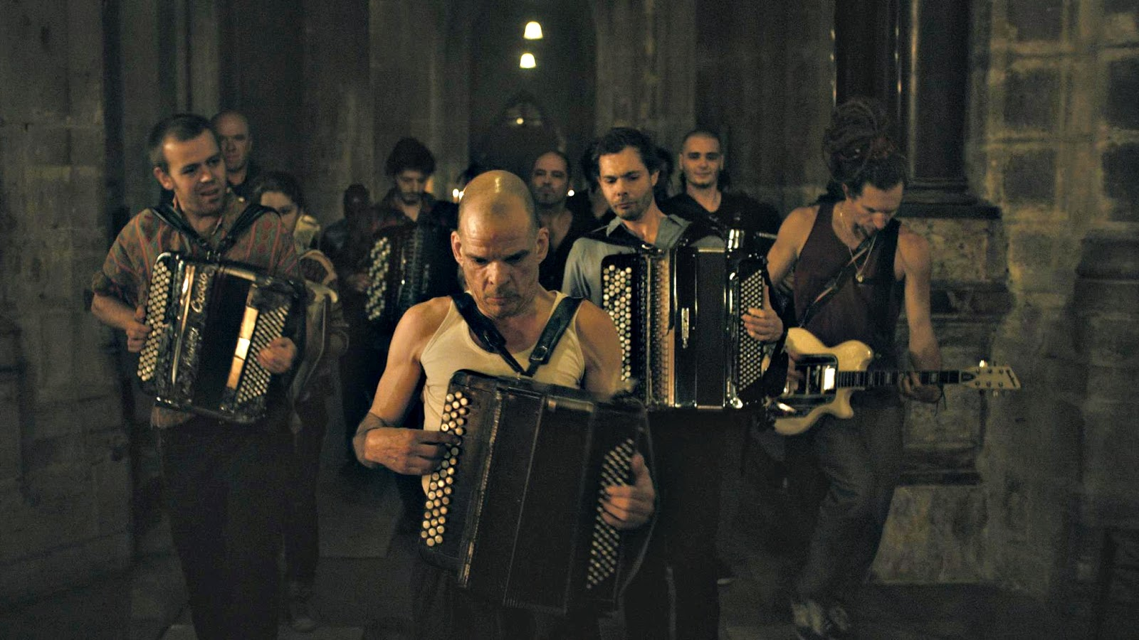 Denis Lavant i Holy Motors