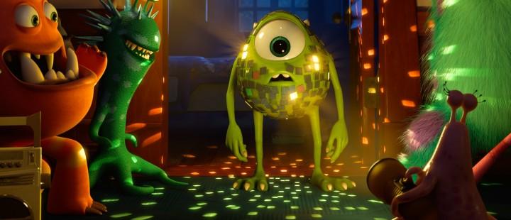 Monsteruniversitetet er et hvileskjær for Pixar