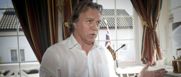 Martin Pedersen (Foto: Eirik Aspaas)