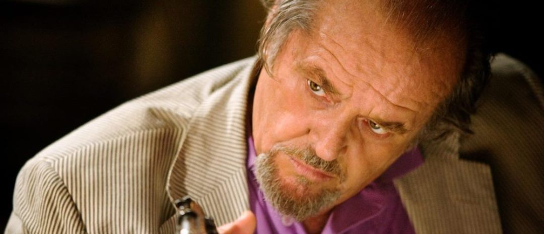 Jack Nicholson pensjonerer seg som skuespiller?