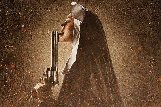 Lindsay Lohan, som spilte i «Machete», kommer dessverre ikke tilbake i «Machete Kills»