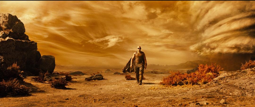 Riddick i ødemarken