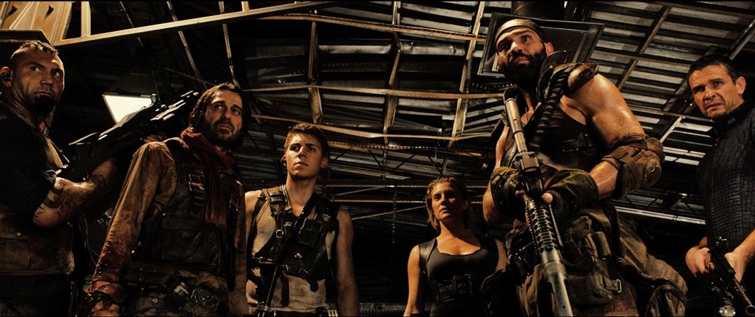Dusørjegerbanden gjør seg klar til å jakte på Riddick