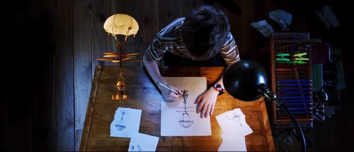 Skuffende trailer til Jean-Pierre Jeunets engelskspråklige The Young and Prodigious Spivet