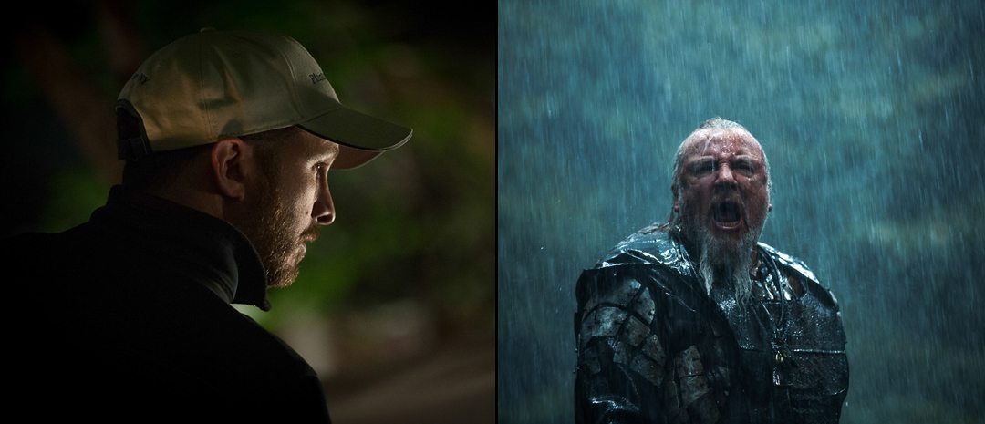 Konflikt på klippebordet til Darren Aronofskys Noah