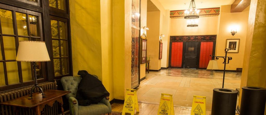 Se innsiden av det virkelige Ondskapens hotell