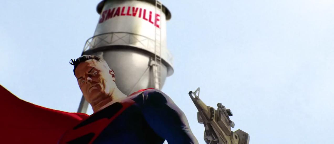Supermann fyller 75 år! Se Zack Snyder og Bruce Timms animerte hyllest