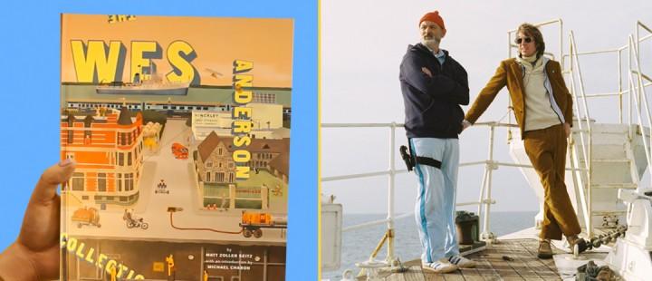 Filmkritiker Matt Zoller Seitz har skrevet en omfattende bok om Wes Anderson