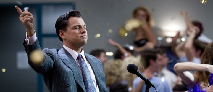 Martin Scorseses The Wolf of Wall Street blir 2 timer og 45 minutter lang
