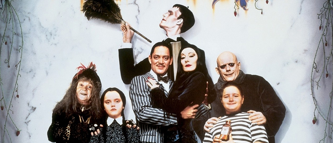 «The Addams Family» (Barry Sonnenfeld, 1991)