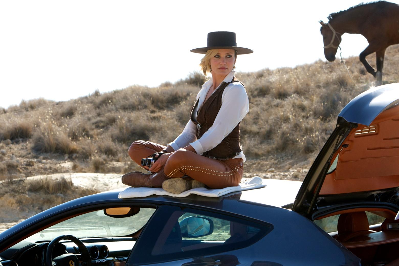 Malkina (Cameron Diaz) er en av de mest interessante rollefigurene.