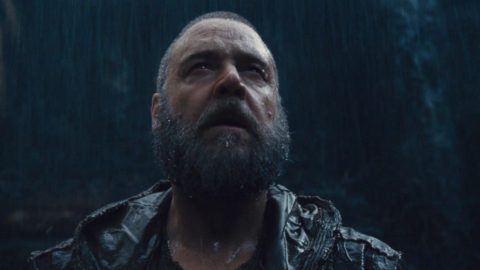 Russell Crowe i tittelrollen som Noah