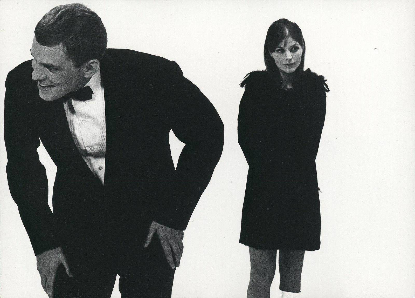 Det perfekte menneske (Jørgen Leth, 1967).