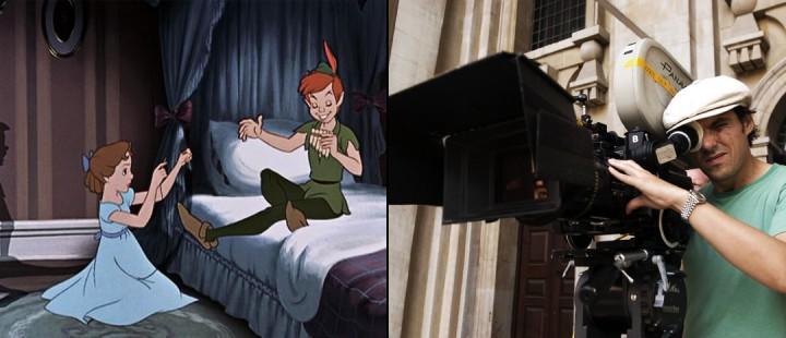 Joe Wright regisserer ny filmatisering av Peter Pan
