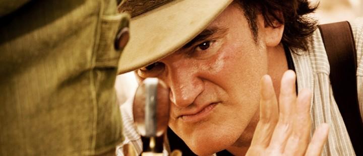 Quentin Tarantinos neste film blir en western