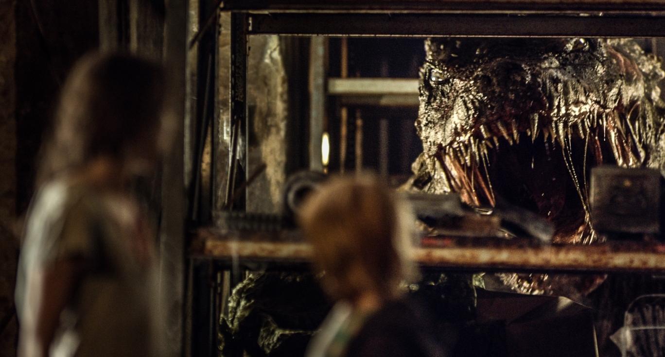CGI-effektene for monsteret er en av filmens mest omtalte aspekter.