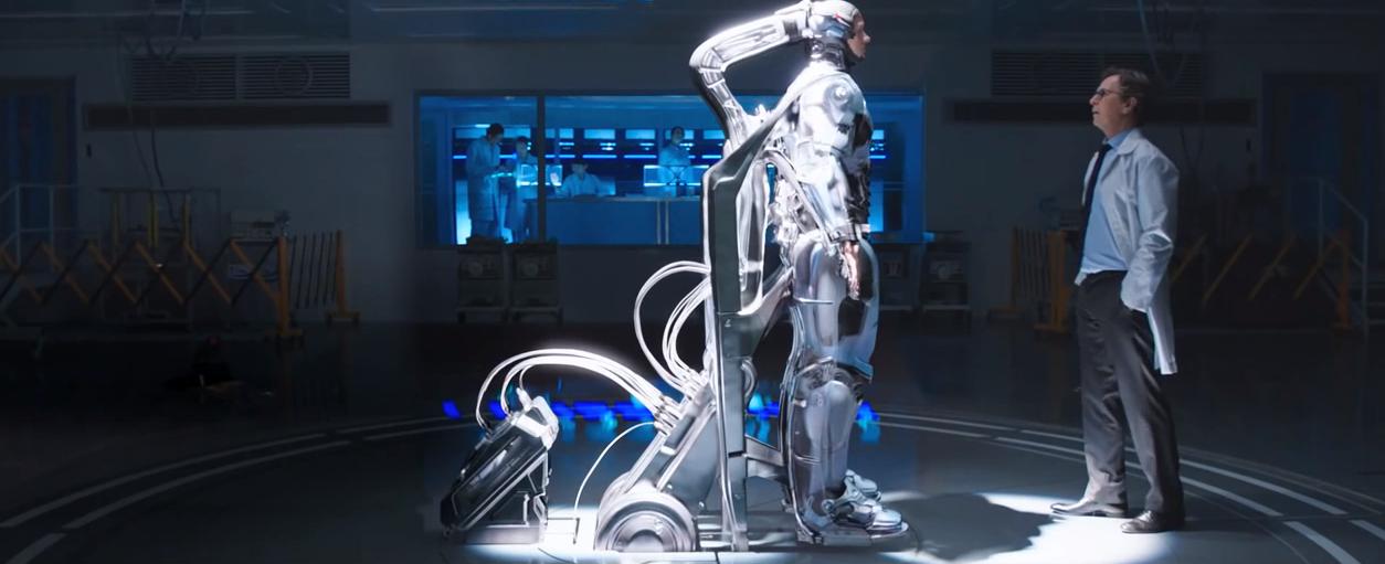 Mindre action og mer følelser i ny trailer til remaken av RoboCop