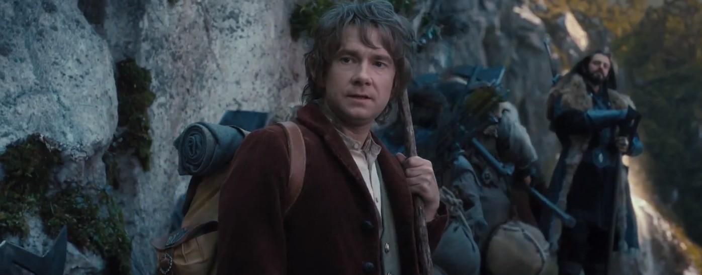 Nytt bakomklipp fra Hobbiten: En uventet reise