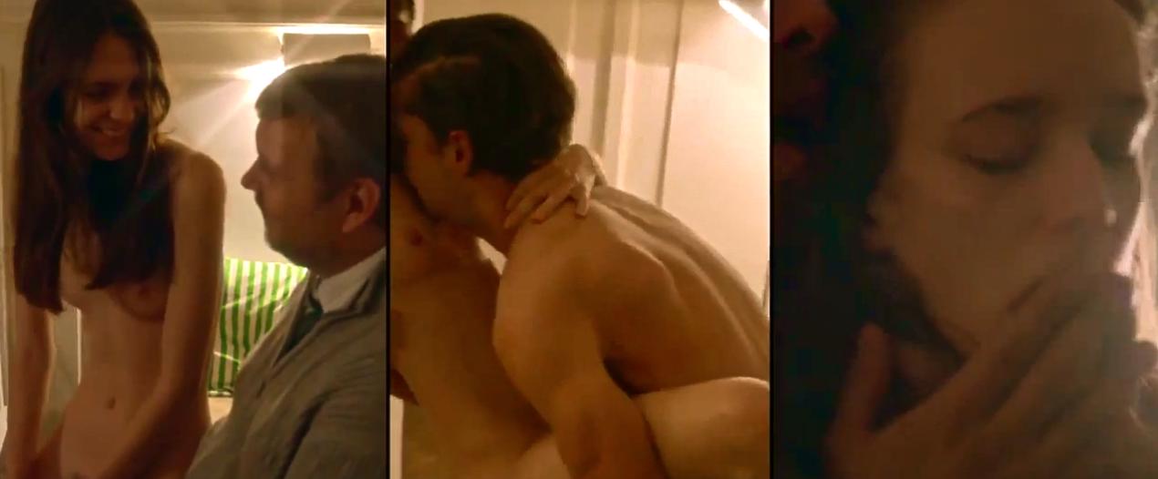 Split screen-sex og villdyr i nytt klipp fra Lars von Triers Nymphomaniac