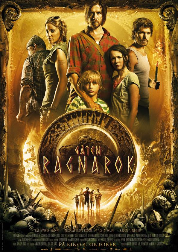 Gåten Ragnarok – kinoplakat