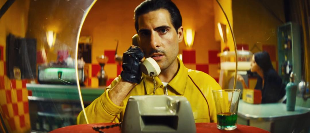 Se Wes Andersons fornøyelige kortfilm Castello Cavalcanti