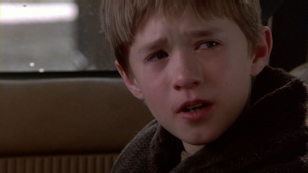 Haley Joel Osment, one of the best child actors ever.