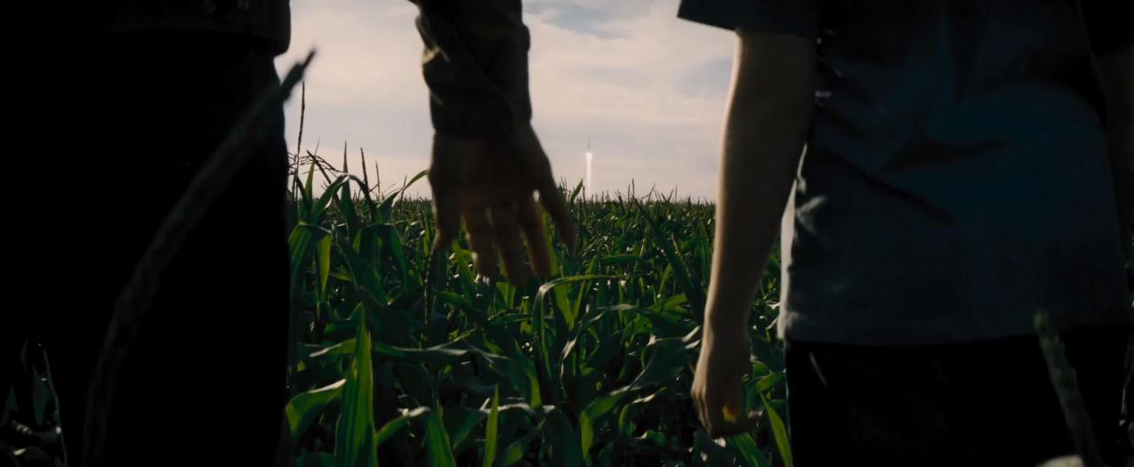 Suggererende teaser til Christopher Nolans Interstellar
