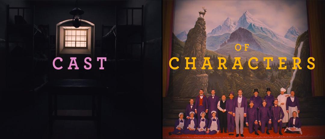 Møt rollefigurene i ny trailer til Wes Andersons The Grand Budapest Hotel