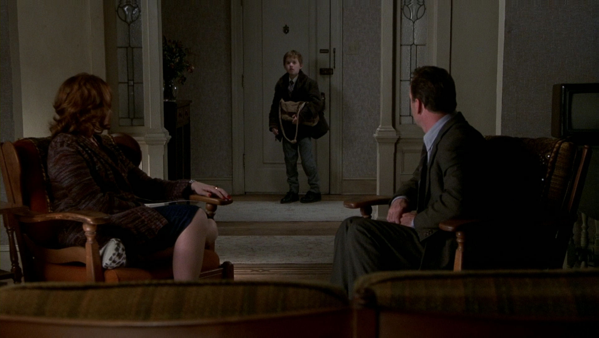 mise en scene the sixth sense film analysis