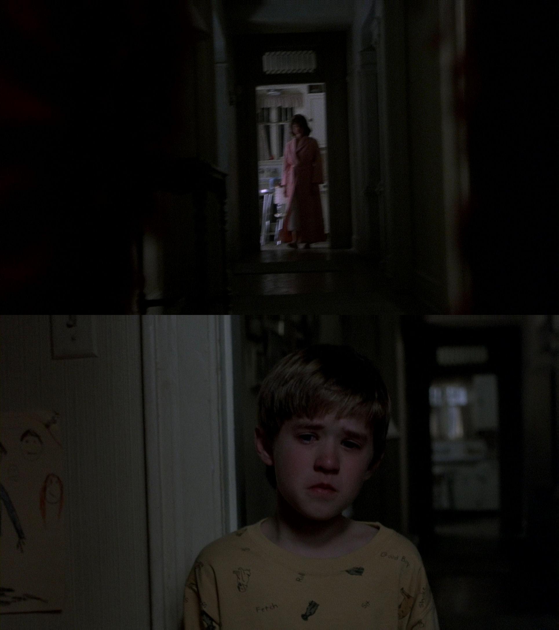 The Sixth Sense Hanging Ghosts The Sixth Sense, Part ...