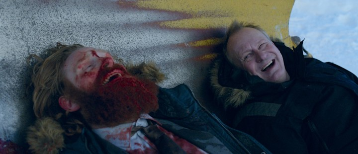 Hans Petter Molands actionkomedie Kraftidioten til hovedkonkurransen i Berlin