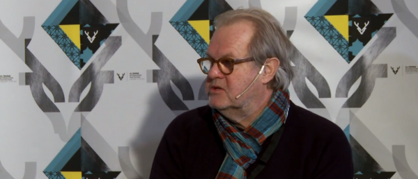 En samtale med Kjell-Åke Andersson om Meg eier ingen