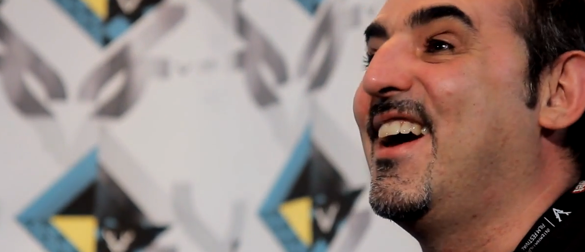 En samtale med Paolo Zucca om The Referee