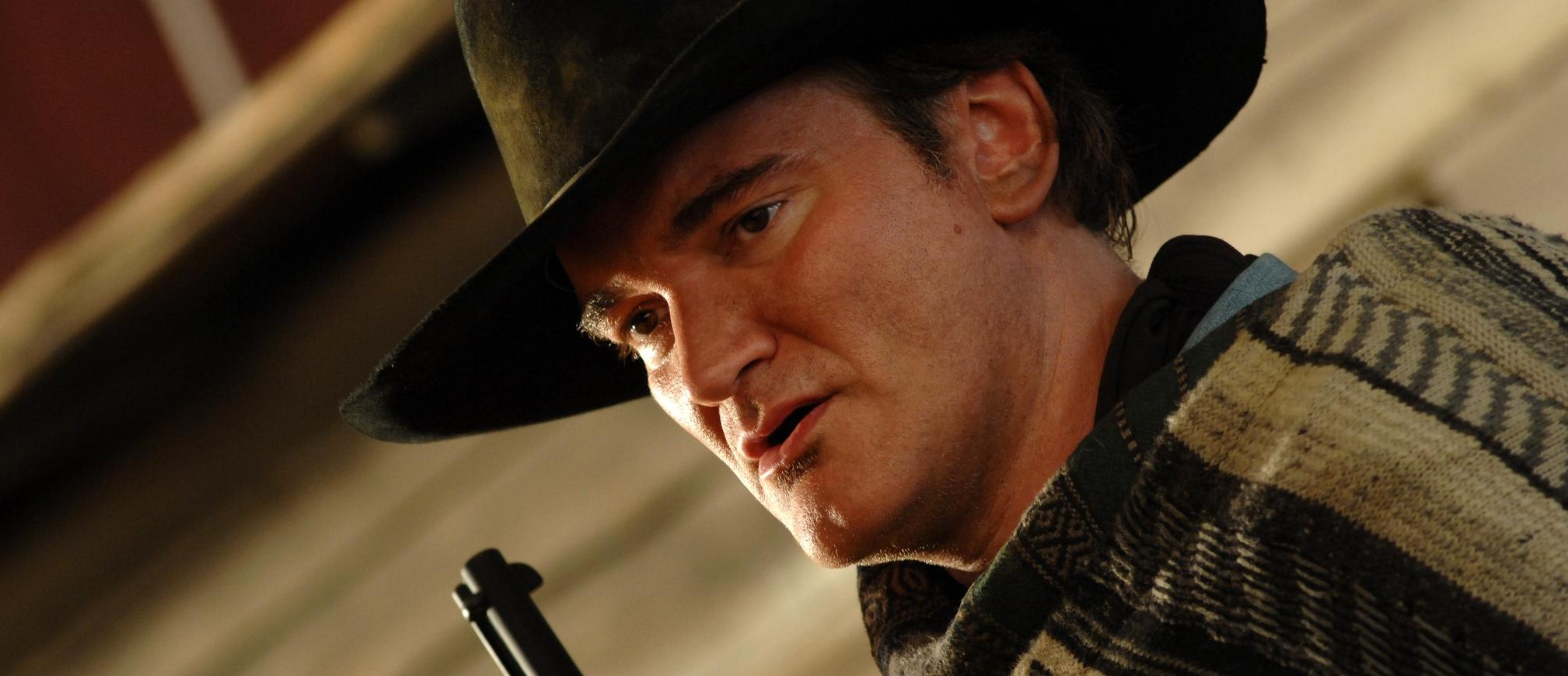 Quentin Tarantino avlyser The Hateful Eight