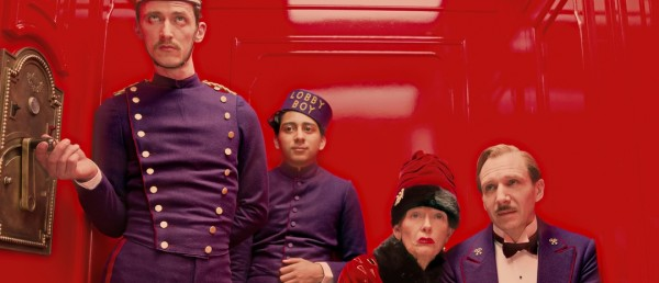 Wes Anderson's «The Grand Budapest Hotel»