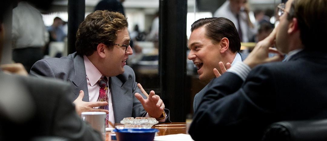 Nytt samarbeid for Leonardo DiCaprio og Jonah Hill