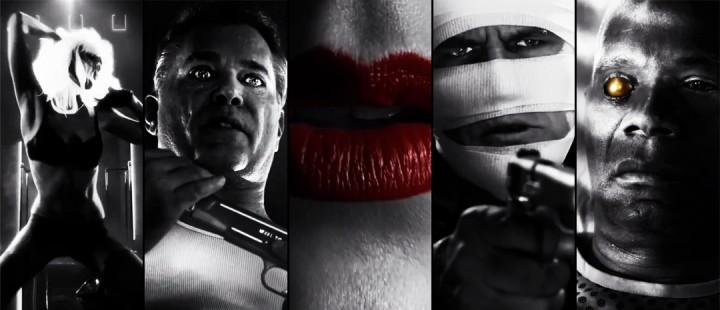 Rodriguez og Miller fortsetter noir-leken i traileren til Sin City: A Dame to Kill For