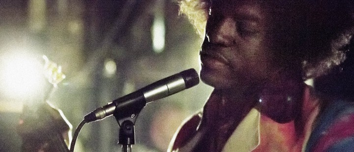 Første smakebit på André 3000 som Jimi Hendrix i All Is By My Side