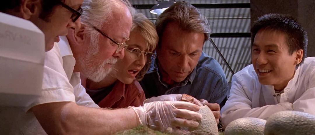 Dr. Wu eneste rollefigur som returnerer til Jurassic World