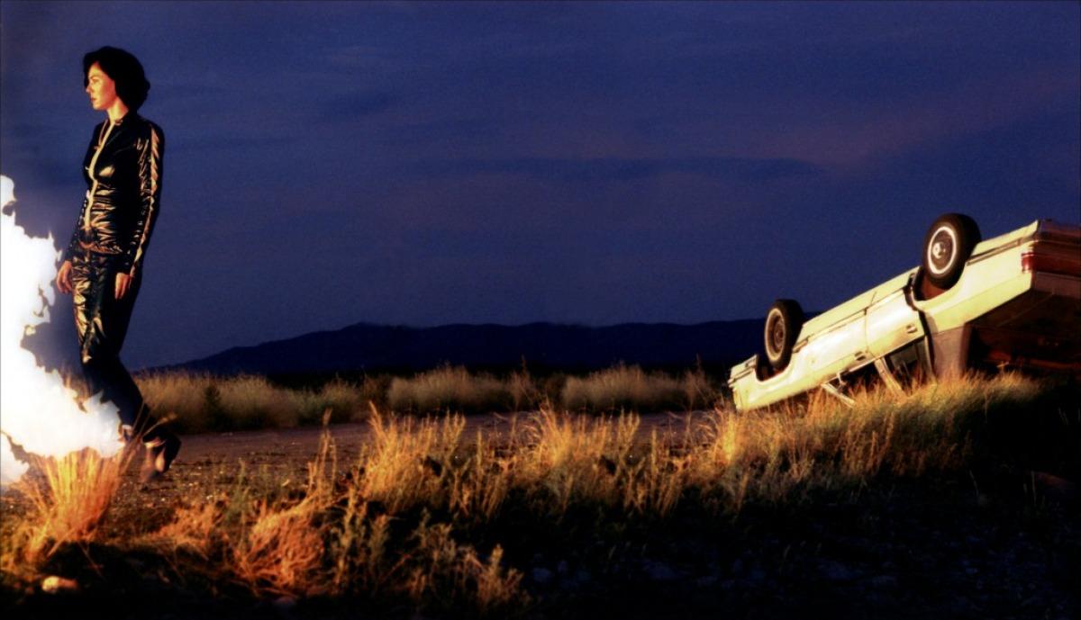 «Demonlover» av Olivier Assayas.