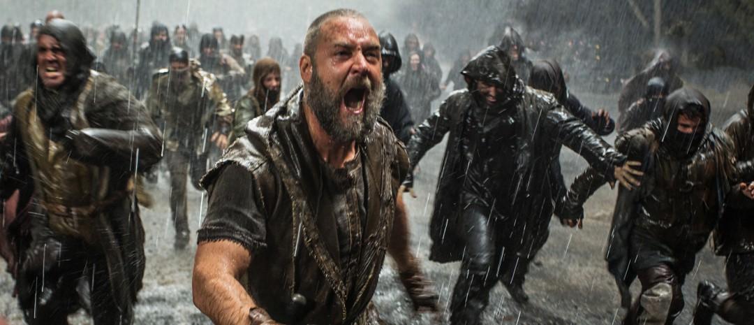 Hør Clint Mansells soundtrack til Darren Aronofskys Noah