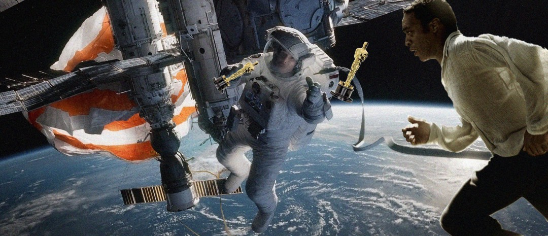 Gravity og 12 Years a Slave ble årets store Oscar-vinnere