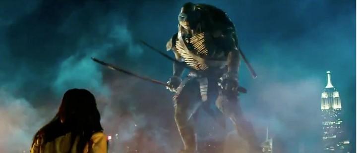 Traileren til ny Turtles-film ute av skallet — vitner om alt annet enn skilpaddetempo