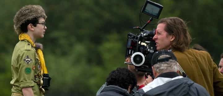 Wes Anderson i gang med nytt manus