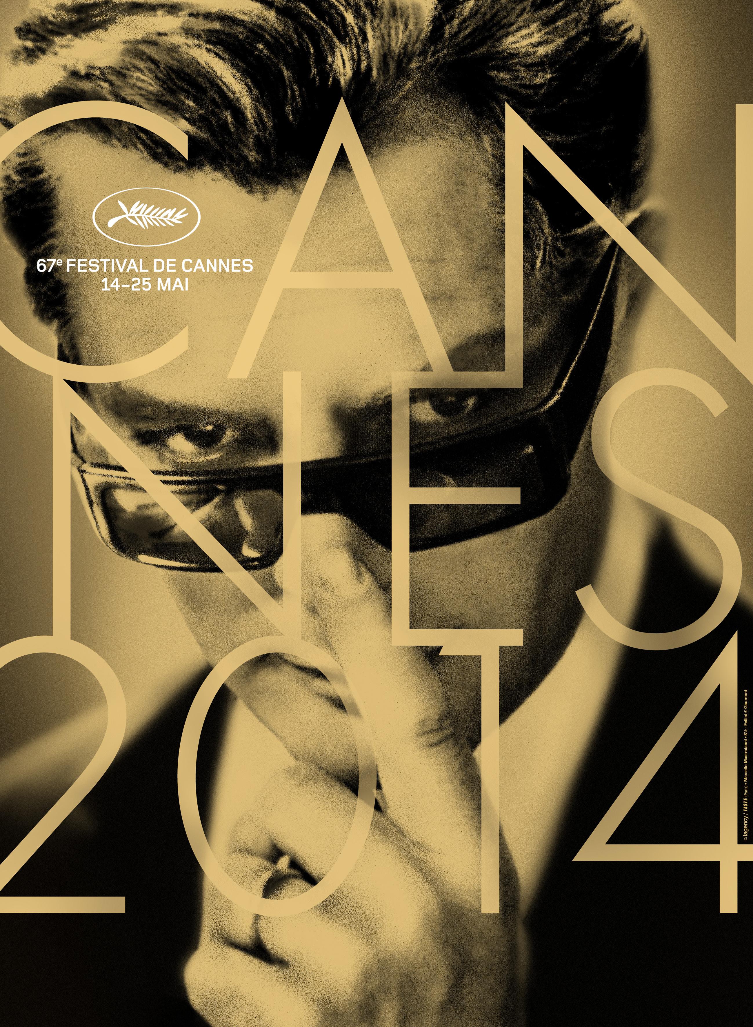 Cannes 2014 – plakat