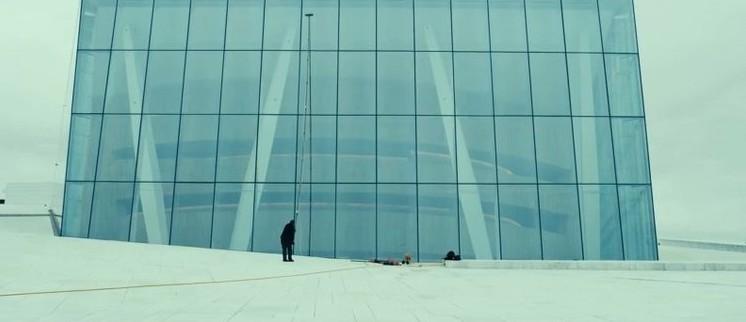 Cathedrals of Culture – et møte mellom moderne arkitektur og utforskende filmkunst