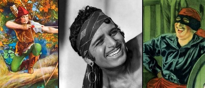I've never felt better – et blikk på stumfilmikonet Douglas Fairbanks' karriere og kunstneriske arv