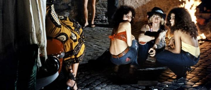 Et kjærlighetsbrev til Fellinis Roma (1972)