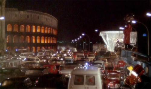 """""""Fellini's Roma"""""""
