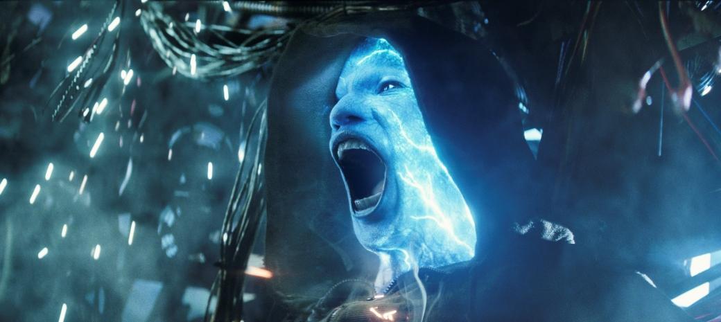 Electro (Jamie Foxx).